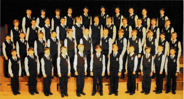 St John's Choir 2014